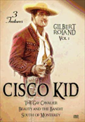 Cisco Kid Western Triple Feature: Volume 1