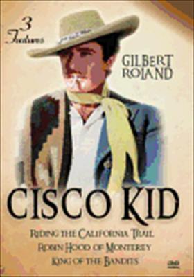 Cisco Kid Western Triple Feature: Volume 2