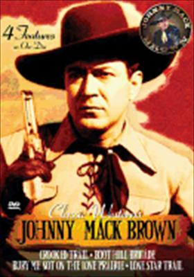 Classic Westerns: Johnny Mack Brown Four Feature