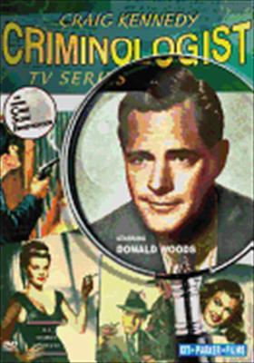 Craig Kennedy: Criminologist