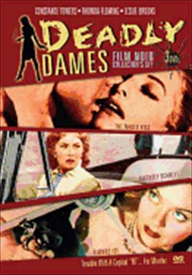 Deadly Dames: Film Noir Collectors Set