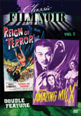 Film Noir Double Feature Volume 3
