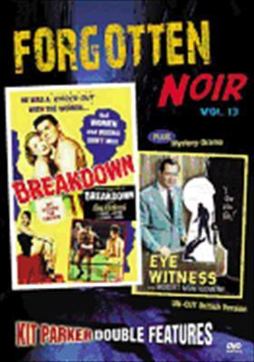 Forgotten Noir Volume 13