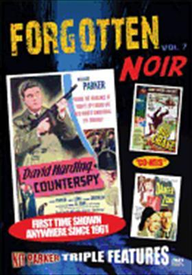 Forgotten Noir Volume 7
