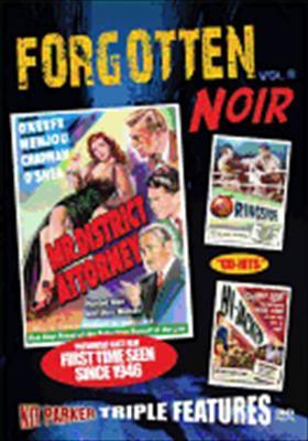 Forgotten Noir Volume 8