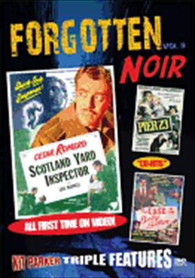 Forgotten Noir Volume 9