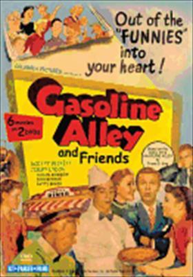 Gasoline Alley & Friends