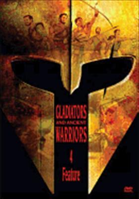 Gladiators & Ancient Warriors Four Feature