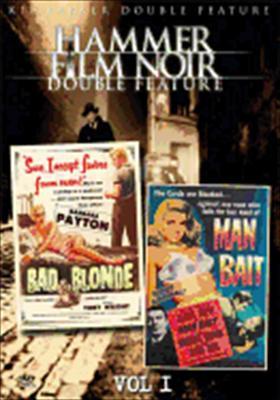Hammer Film Noir Volume 1: Bad Blonde / Man Bait