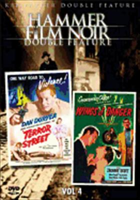 Hammer Film Noir Volume 4: Terror Street / Wings of Danger