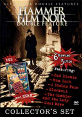 Hammer Film Noir Volumes 1-3