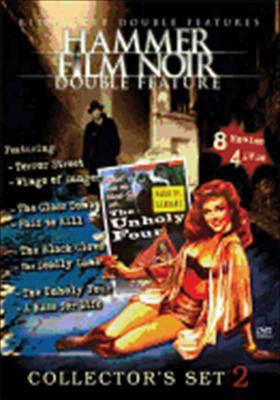 Hammer Film Noir: Volumes 4-7