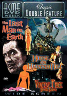 House on Haunted Hill / Last Man on Earth