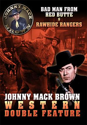 Johnny Mack Brown: Double Feature 1