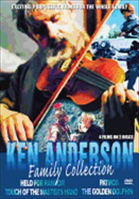 Ken Anderson: Family Collection