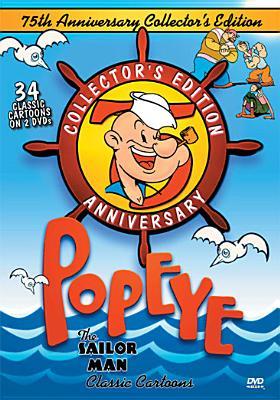 Popeye the Sailor Man Classic Cartoons