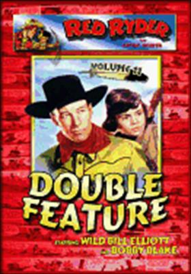 Red Ryder Volume 11: Vigilantes of Dodge City / Sheriff of Las Vegas