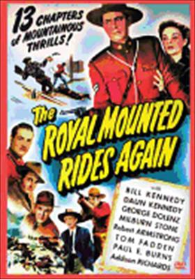 Royal Mounted Rides Again