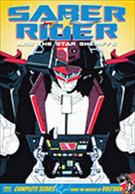 Saber Rider: The Complete Series