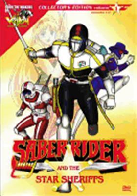 Saber Rider & the Star Sheriffs: Volume 1