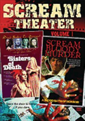 Scream Theater Double Feature Volume 1