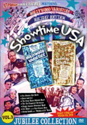 Showtime USA Volume 3: Hollywood Varieties & Holiday Rhythm
