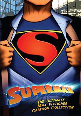 Superman: The Ultimate Max Fleischer Cartoon Collection