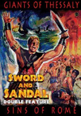 Sword & Sandal Volume 1