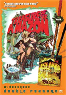 Treasure of the Amazon/Island of Lost Souls