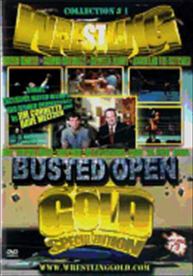 Wrestling Gold Collection 1-Busted Open