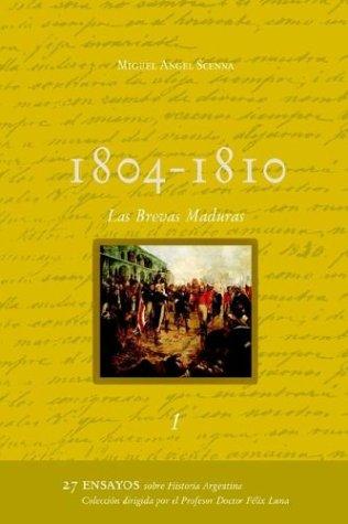 1804 - 1810 - Las Brevas Maduras 9789871136018
