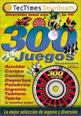 300 Juegos Shareware [With CD-ROM] = 300 Shareware Games