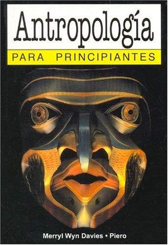Antropologia Para Principiantes 9789875550186