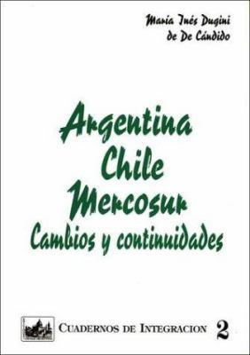 Argentina, Chile - Mercosur 9789875070219