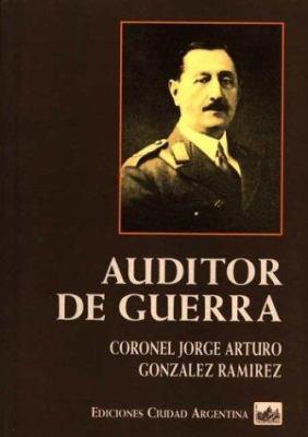 Auditor de Guerra 9789875070196