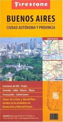 Buenos Aires. Ciudad Autonoma y Provincia 9789872149017