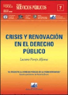 Crisis y Renovacion En El Derecho Publico 9789875072480
