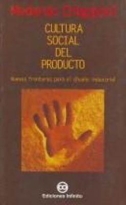 Cultura Social del Producto 9789879637081