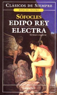 Edipo Rey: Electra 9789875504561