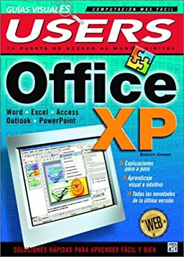 Guia Visual Office XP = Office XP Visual Guide 9789875261037