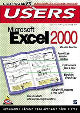 Guias Visuales Microsoft Excel 2000 = Excel 2000 Visual Guide 9789875260627