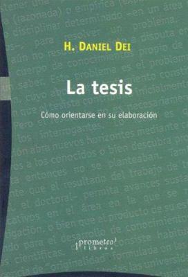 La Tesis 9789875740693