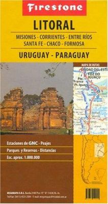 Litoral. Uruguay - Paraguay 9789872149000