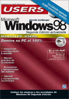 Manual de Windows 98 [With CDROM] 9789875260412