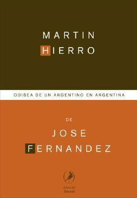 Martin Hierro de Jose Hernandez 9789871081462