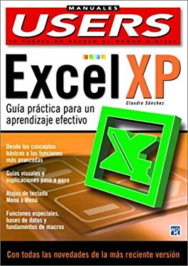 Microsoft Excel XP Guia Practica = Excel XP Reference Manual 9789875261044