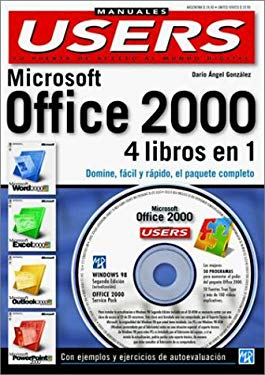 Microsoft Office 2000 [With CDROM] 9789875260153