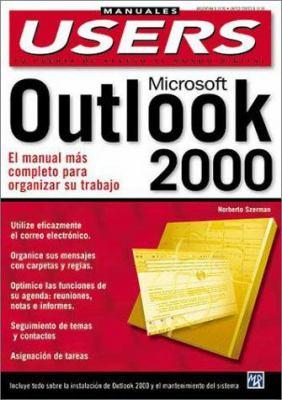 Microsoft Outlook 2000 9789875260641