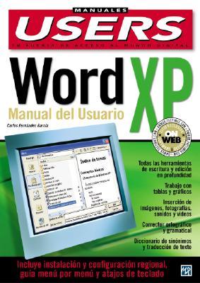 Microsoft Word XP Manual del Usuario 9789875261136