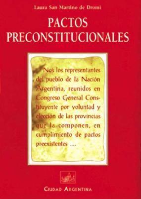 Pactos Preconstitucionales 9789875071377